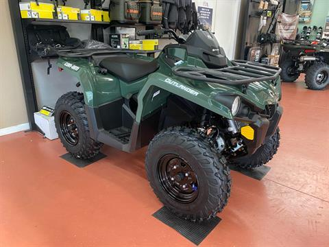 2021 Can-Am Outlander 450 in Chesapeake, Virginia - Photo 1