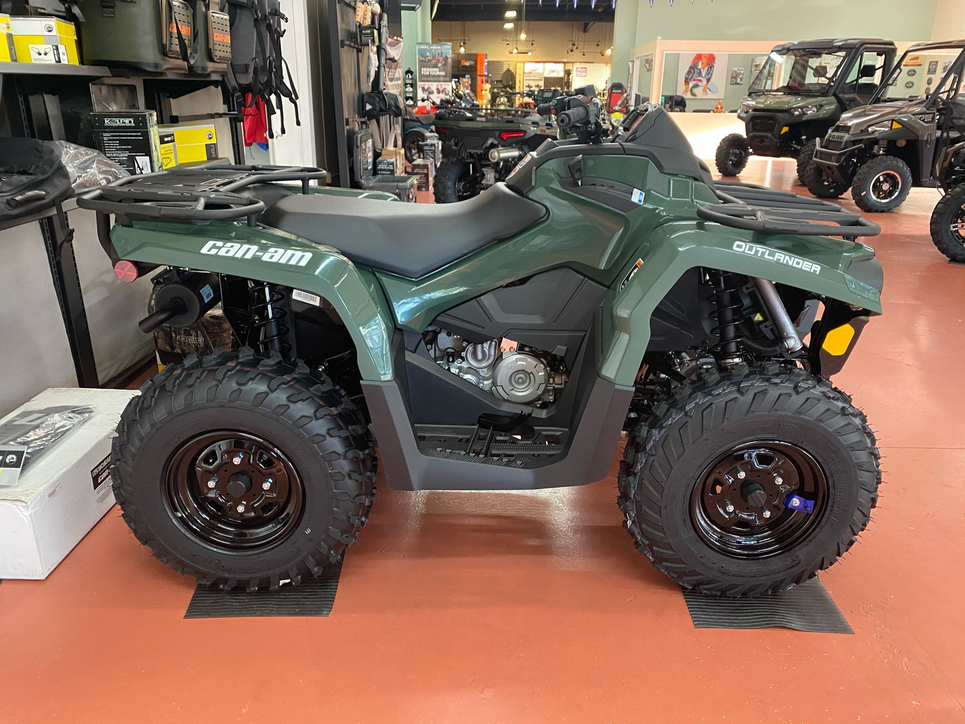 2021 Can-Am Outlander 450 in Chesapeake, Virginia - Photo 2