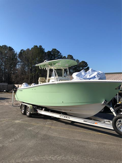 2019 Cobia 277 Center Console in Chesapeake, Virginia - Photo 1