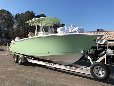 2019 Cobia 277 Center Console in Chesapeake, Virginia - Photo 2