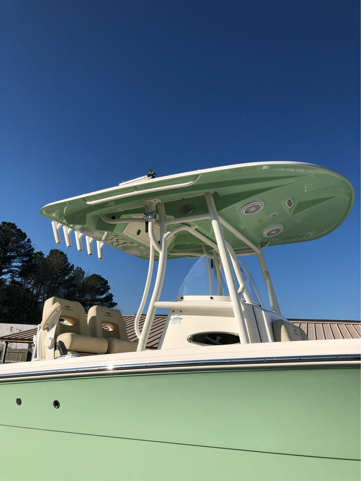2019 Cobia 277 Center Console in Chesapeake, Virginia - Photo 3