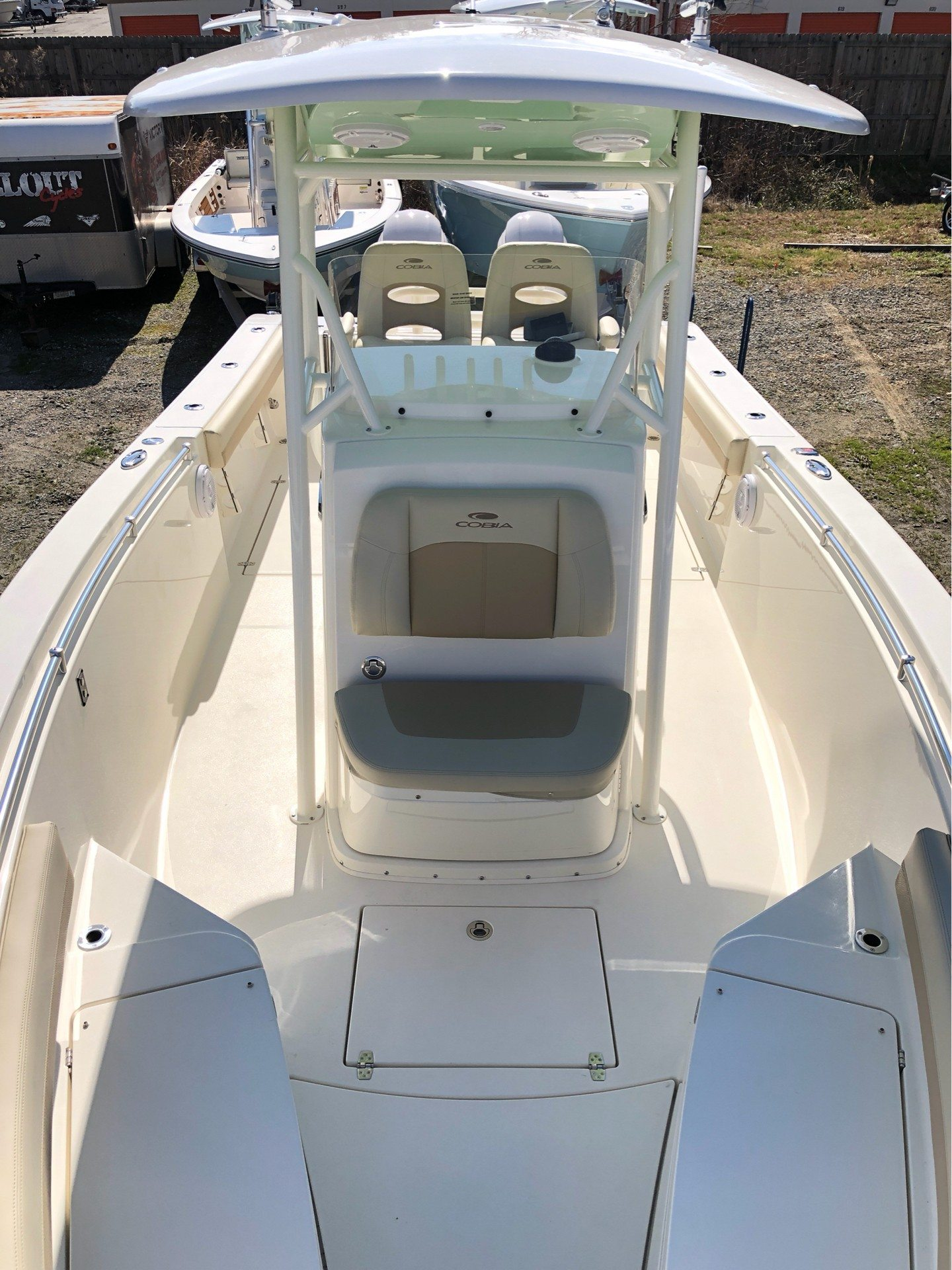 2019 Cobia 277 Center Console in Chesapeake, Virginia - Photo 8