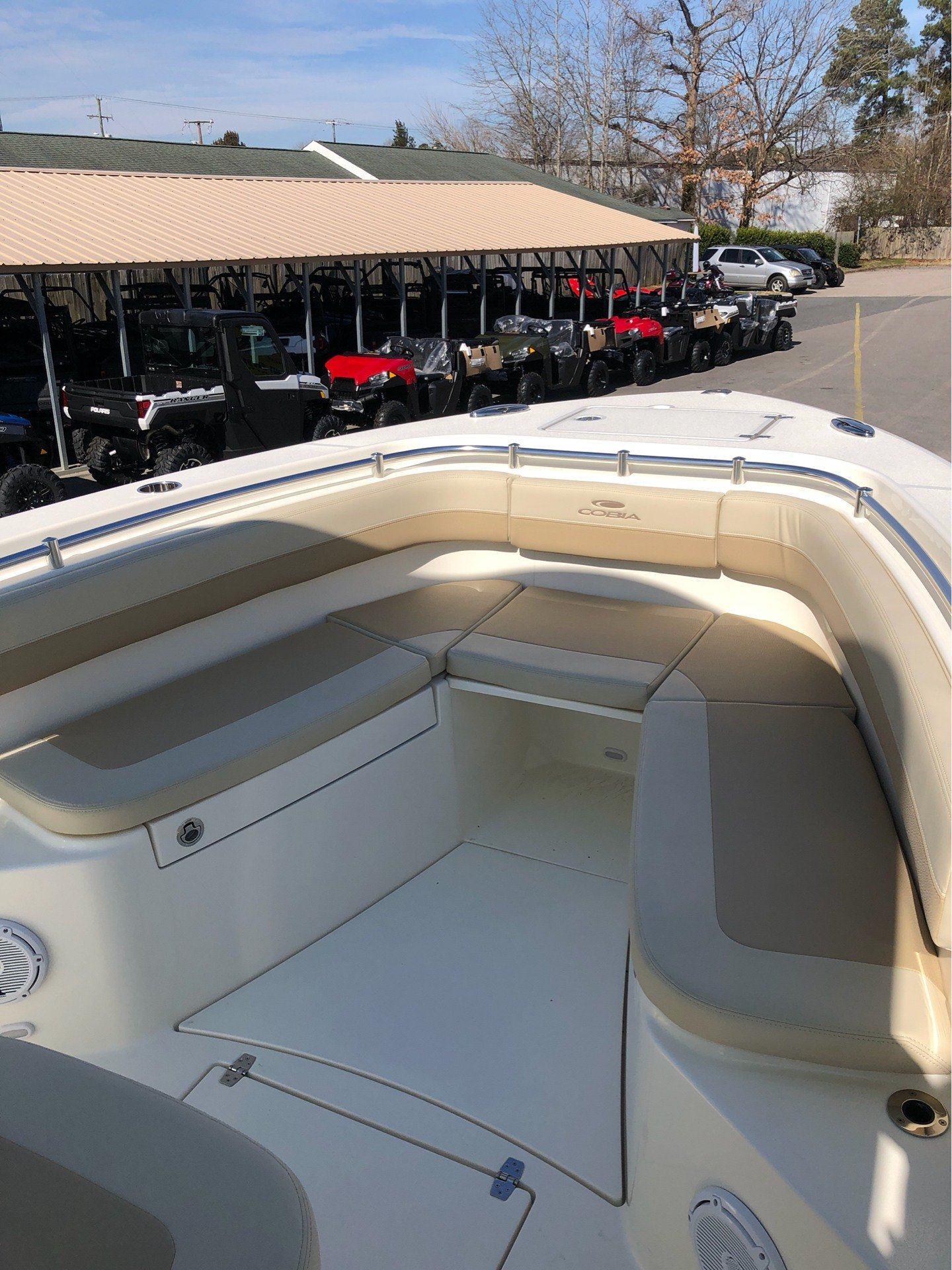 2019 Cobia 277 Center Console in Chesapeake, Virginia - Photo 12