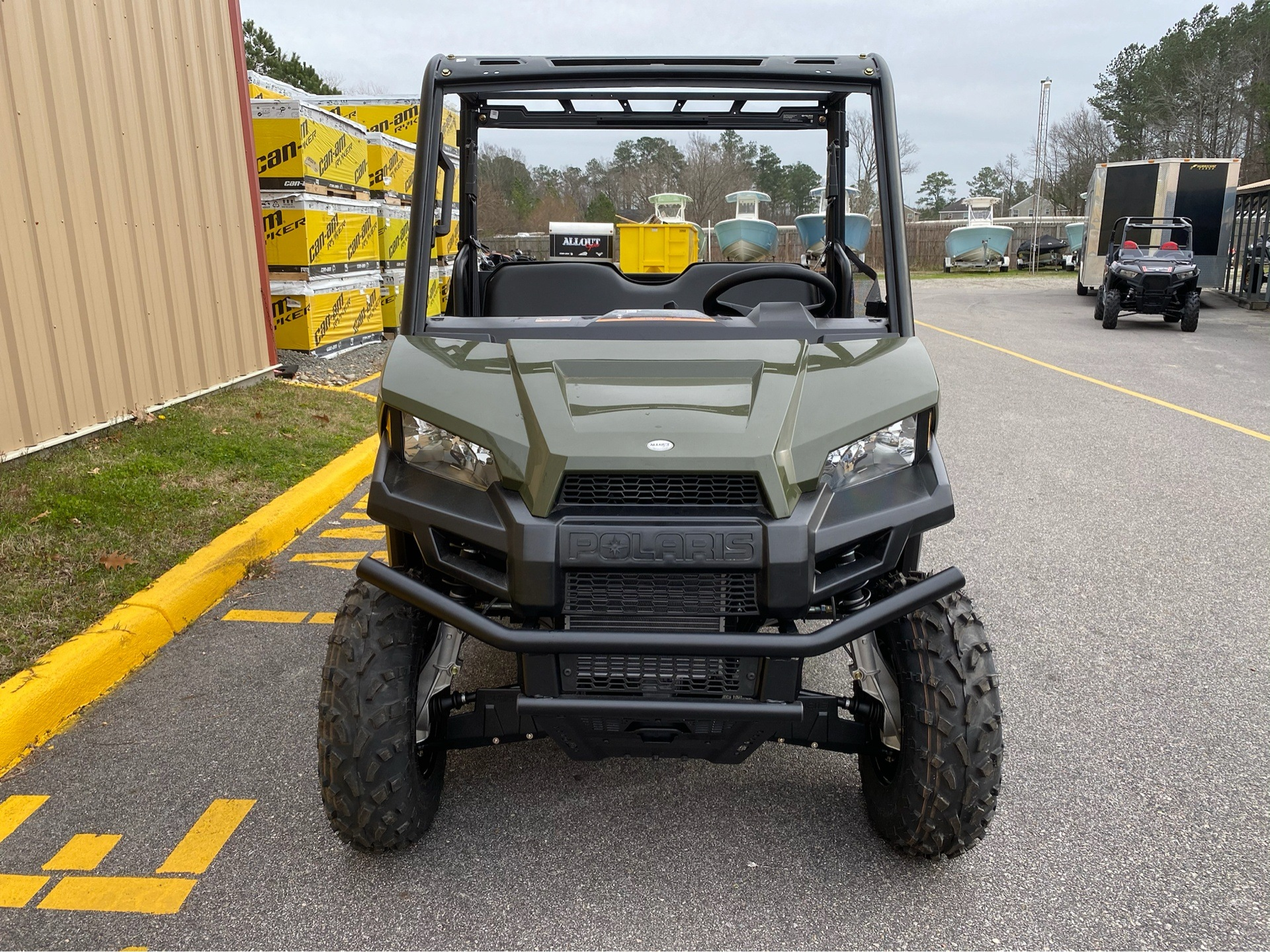 2020 Polaris Ranger 570 in Chesapeake, Virginia - Photo 2
