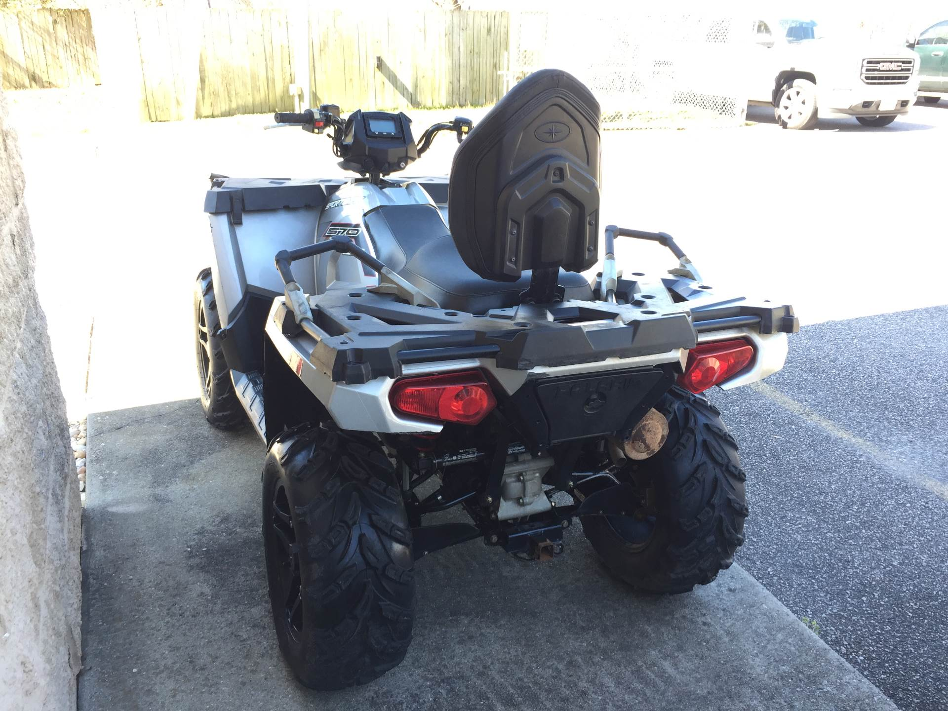 2017 Polaris Sportsman Touring 570 SP in Chesapeake, Virginia