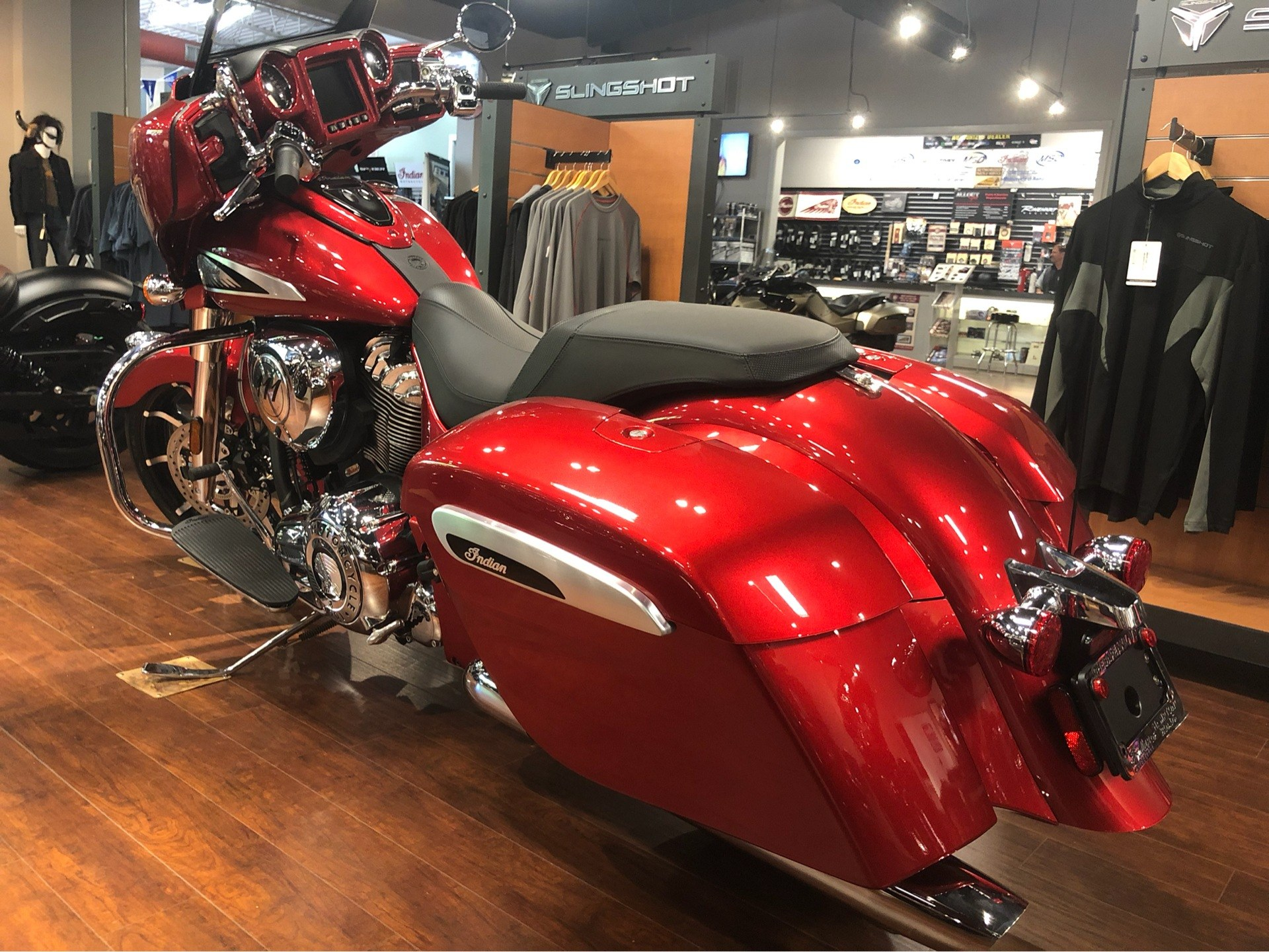 2019 Indian Chieftain® Limited ABS in Chesapeake, Virginia - Photo 4