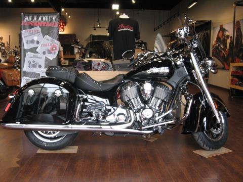 2016 Indian Springfield™ in Chesapeake, Virginia