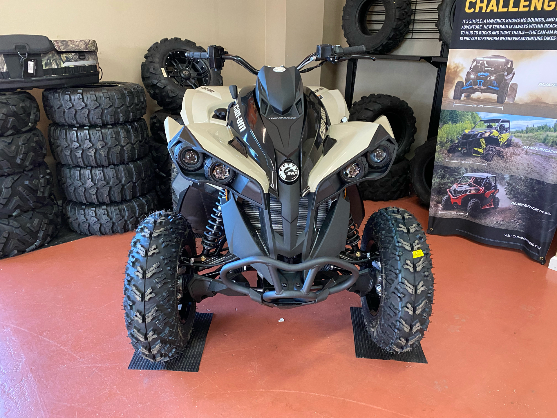 2021 Can-Am Renegade 850 in Chesapeake, Virginia - Photo 2