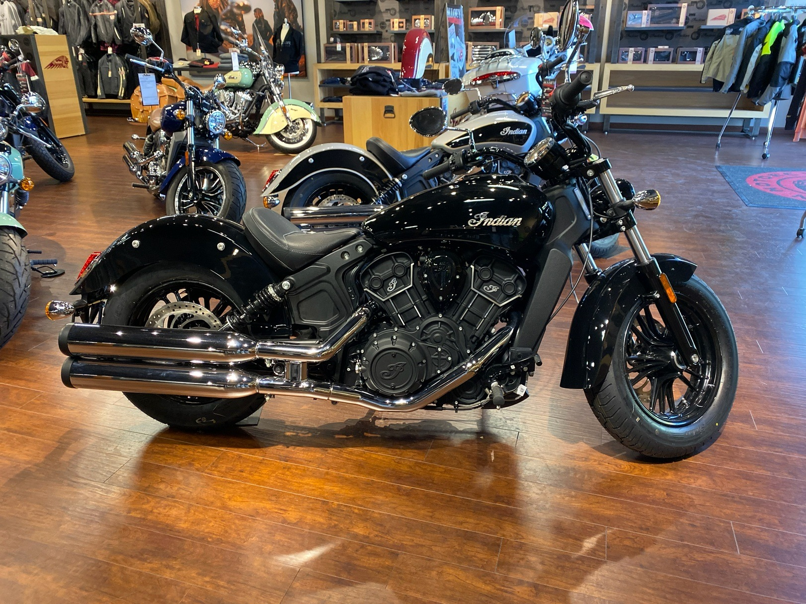 2019 Indian Scout® Sixty in Chesapeake, Virginia - Photo 1