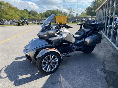 2017 Can-Am Spyder F3 Limited in Chesapeake, Virginia - Photo 4