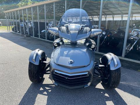 2017 Can-Am Spyder F3 Limited in Chesapeake, Virginia - Photo 6