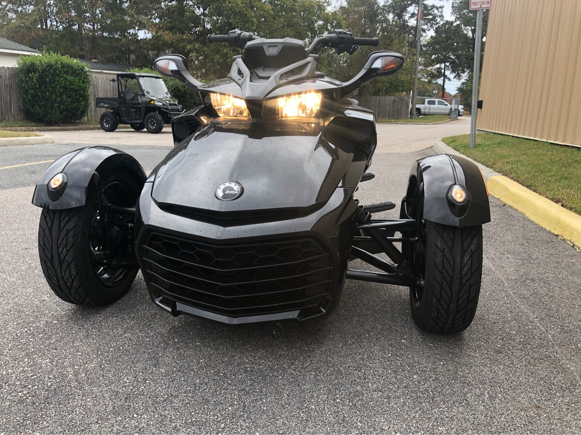 2018 Can-Am Spyder F3 in Chesapeake, Virginia