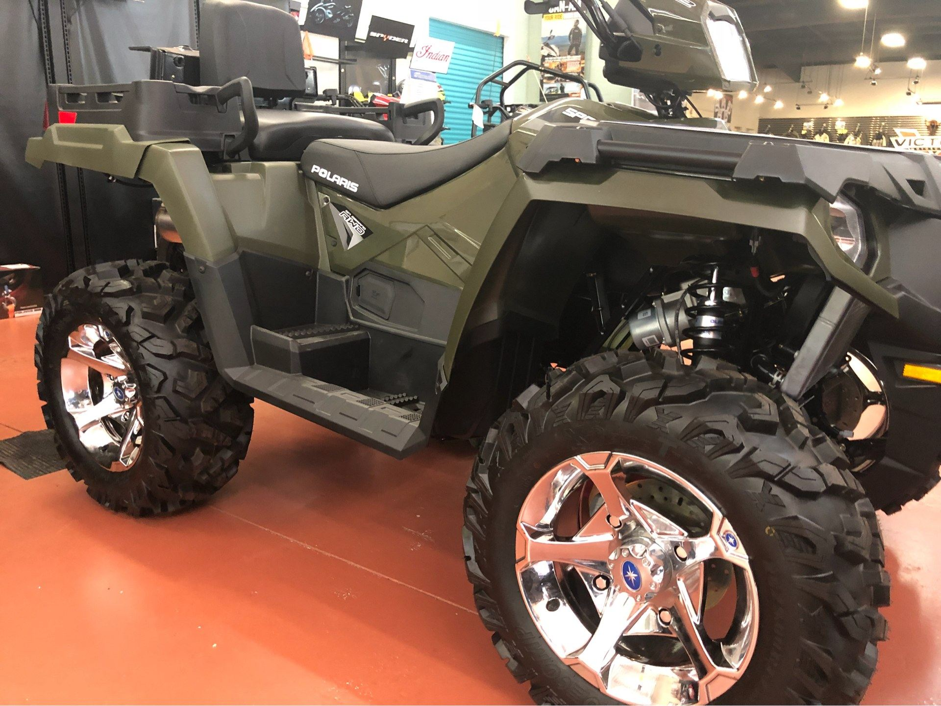 2018 Polaris Sportsman X2 570 EPS in Chesapeake, Virginia