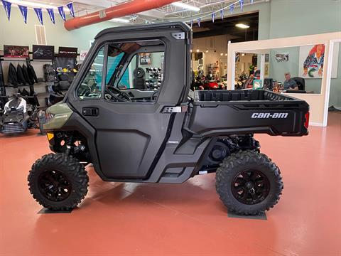 2021 Can-Am Defender DPS CAB HD8 in Chesapeake, Virginia - Photo 4