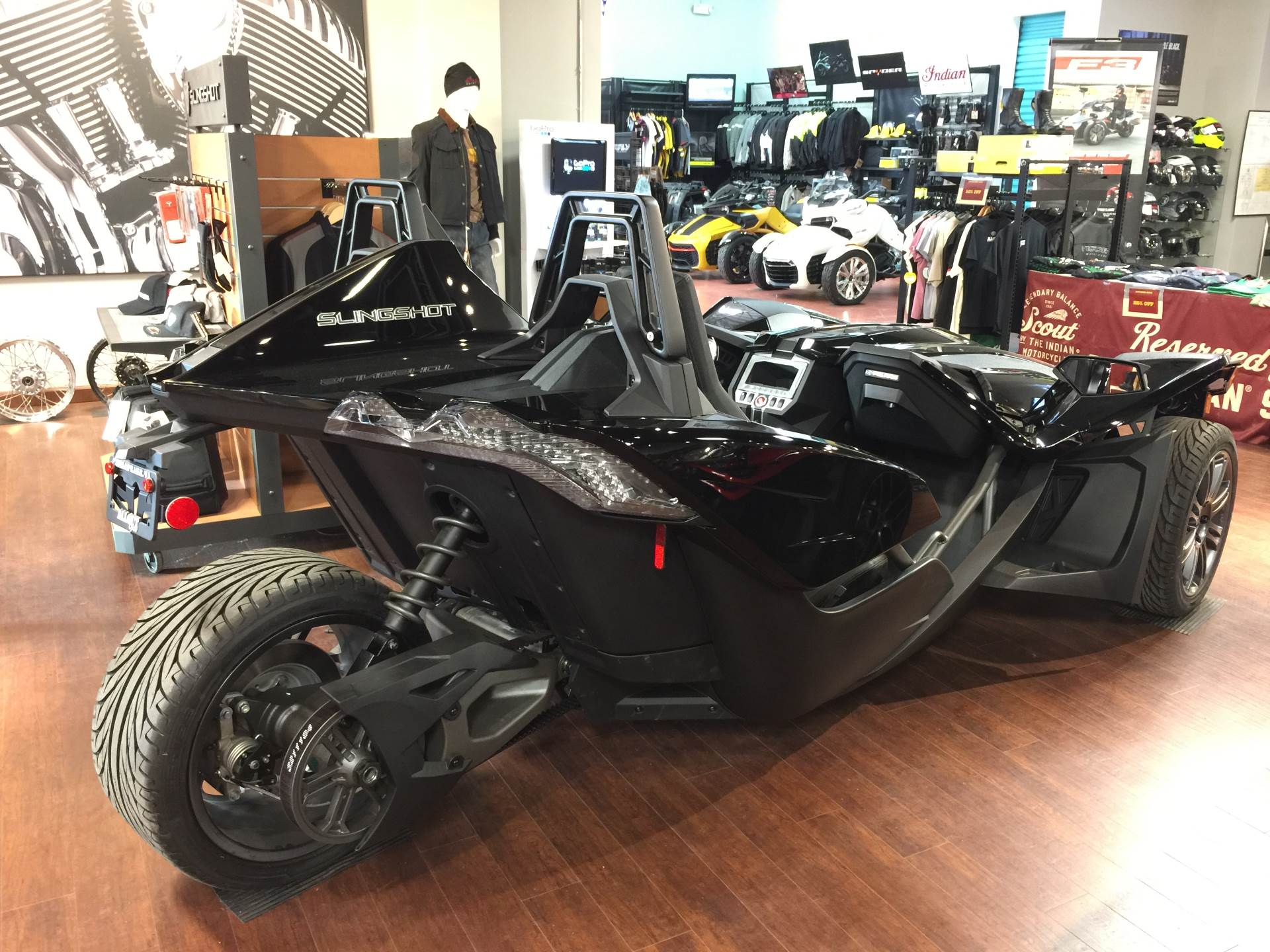 2017 Slingshot Slingshot in Chesapeake, Virginia