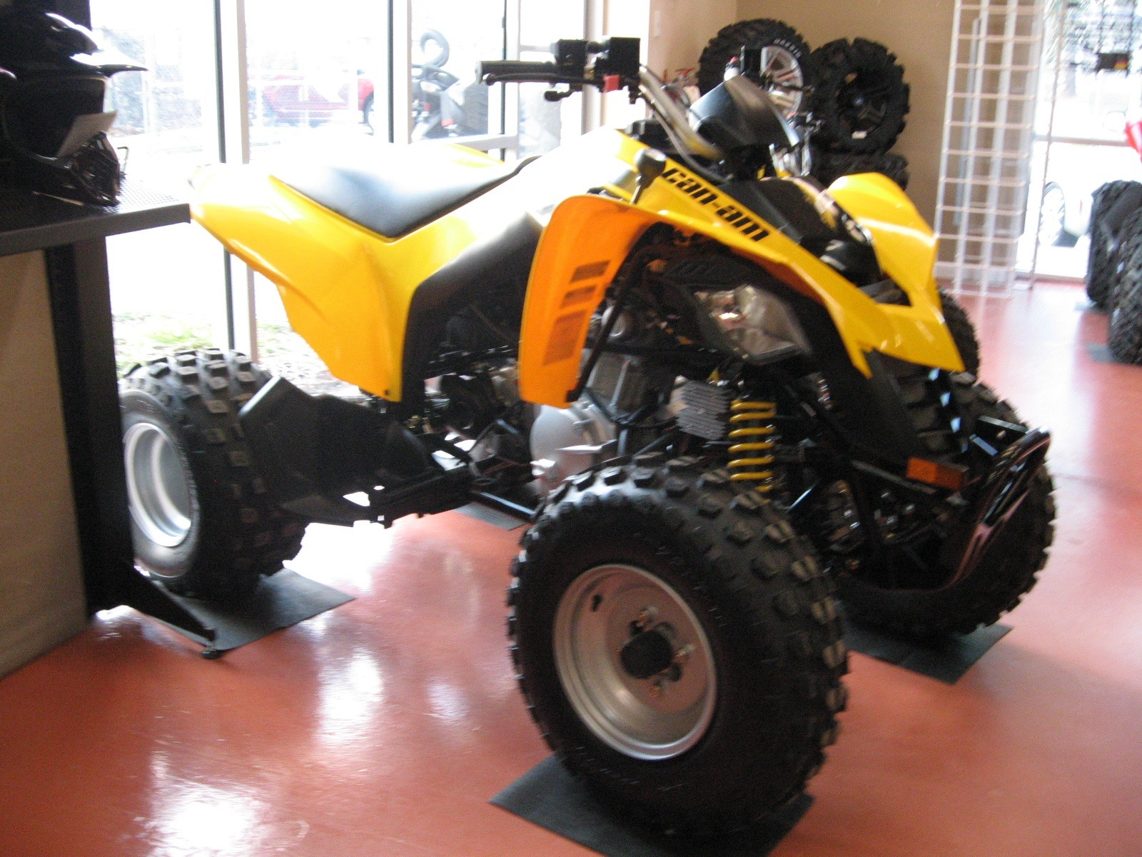2016 Can-Am™ DS 250 1