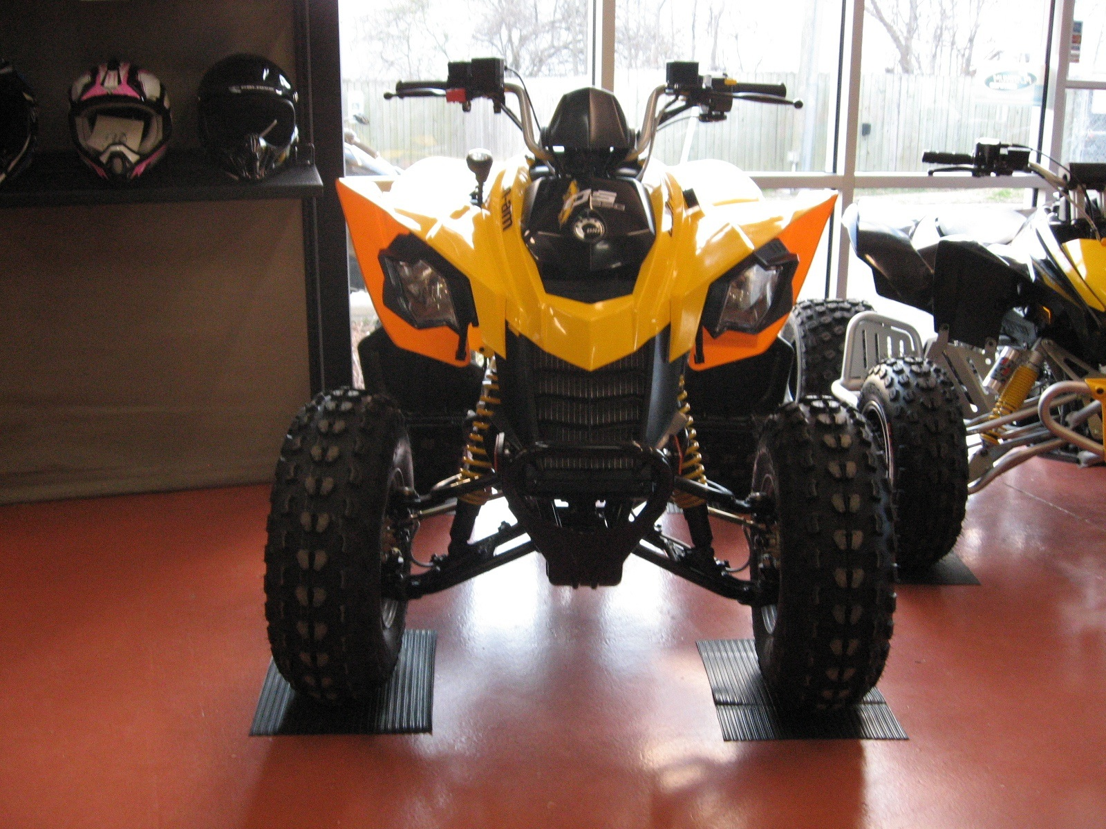 2016 Can-Am™ DS 250 2