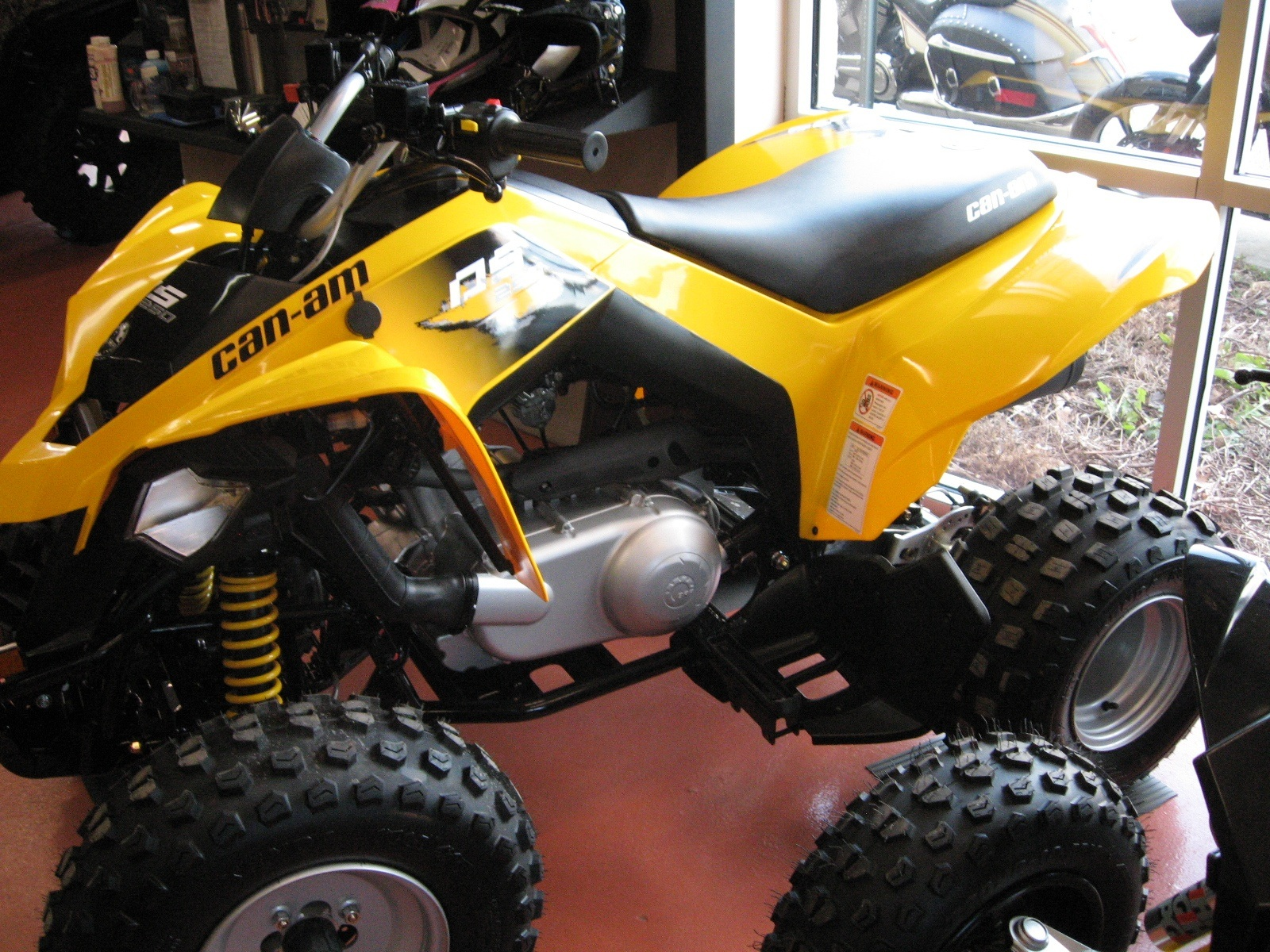 2016 Can-Am™ DS 250 3