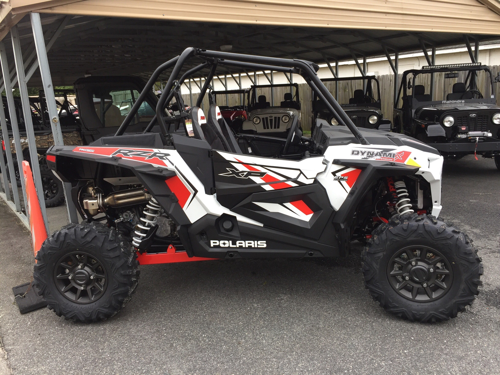 2019 Polaris RZR XP 1000 Dynamix in Chesapeake, Virginia - Photo 1