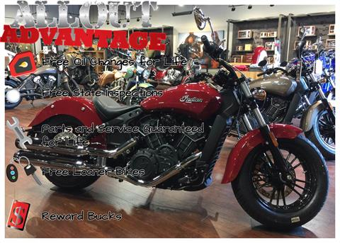 2018 Indian Scout® Sixty ABS in Chesapeake, Virginia