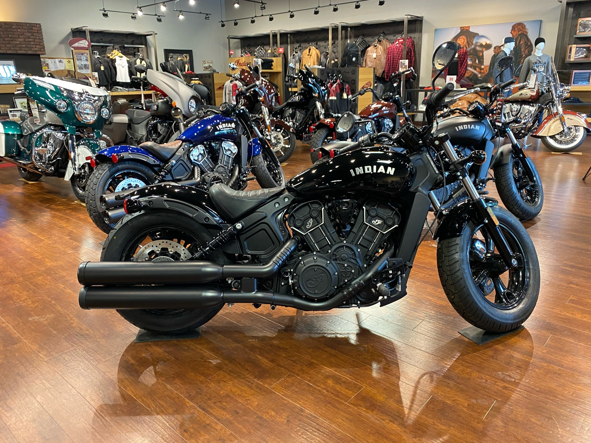 2020 Indian Scout® Bobber Sixty ABS in Chesapeake, Virginia - Photo 1