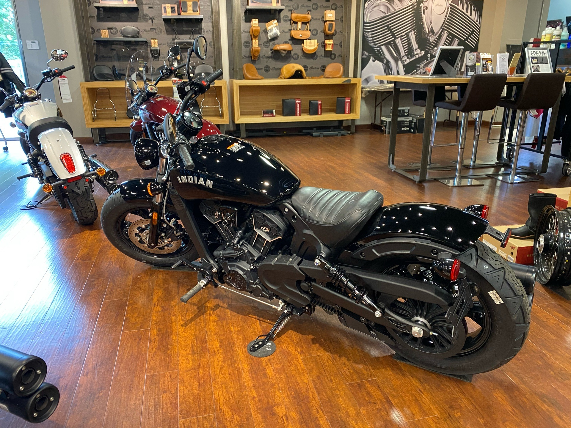 2020 Indian Scout® Bobber Sixty ABS in Chesapeake, Virginia - Photo 3