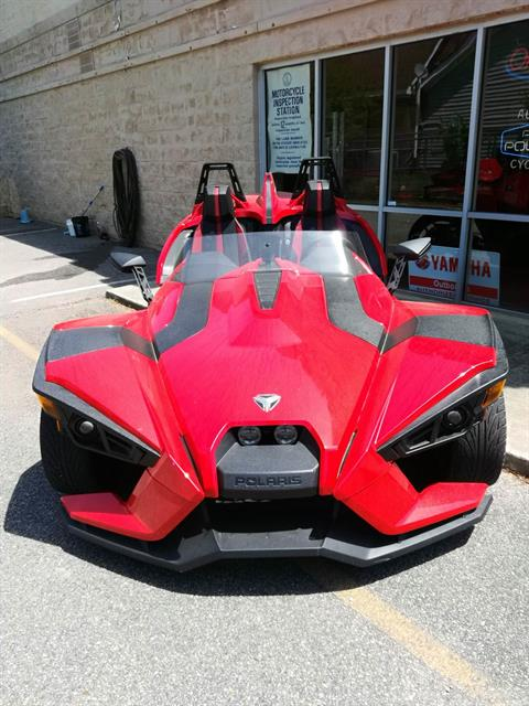 2016 Slingshot Slingshot SL in Chesapeake, Virginia