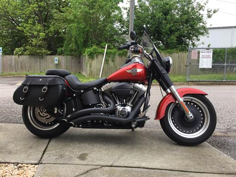 2013 Harley-Davidson Softail® Fat Boy® Lo in Chesapeake, Virginia