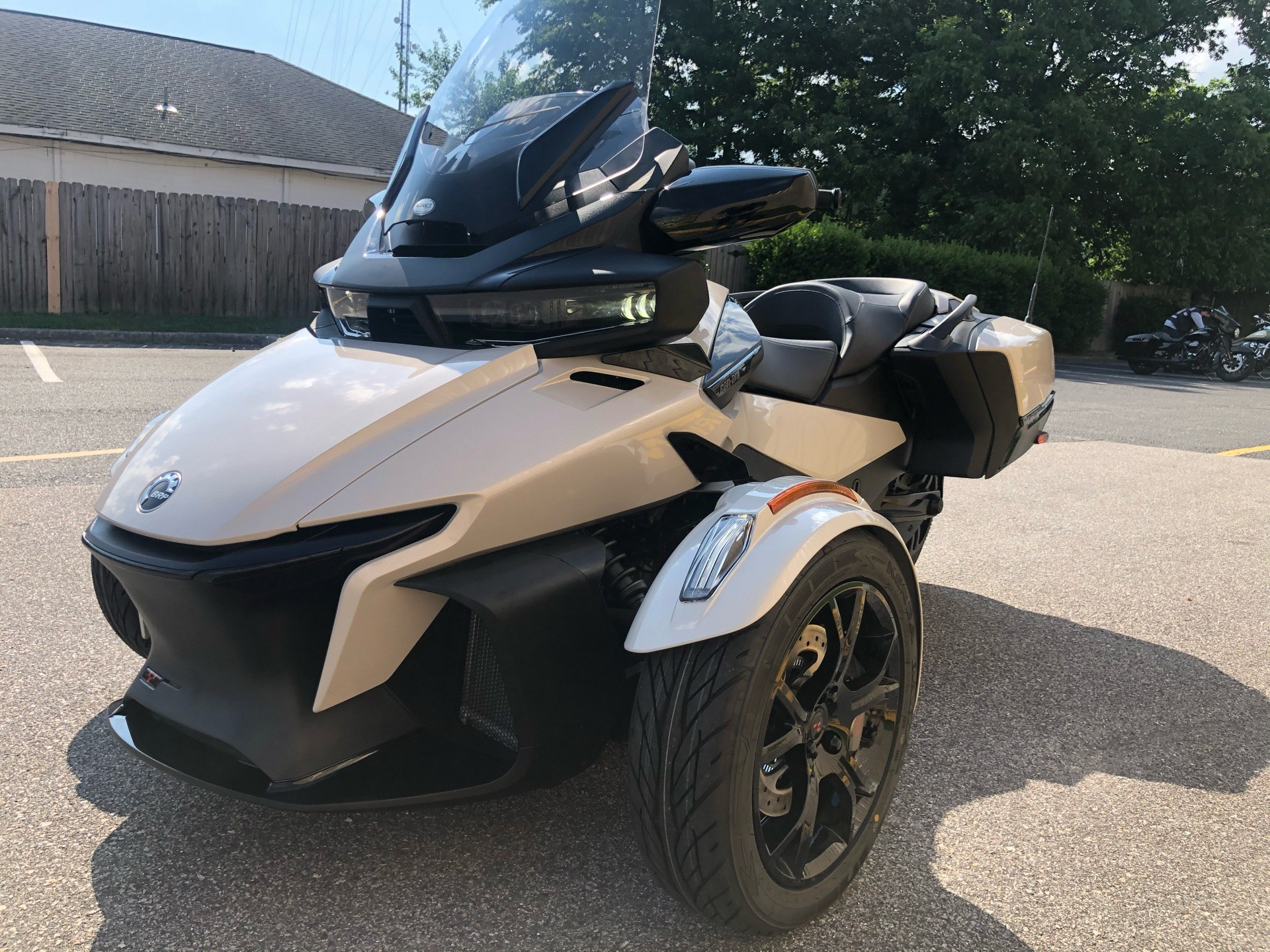 2020 Can-Am Spyder RT in Chesapeake, Virginia - Photo 4