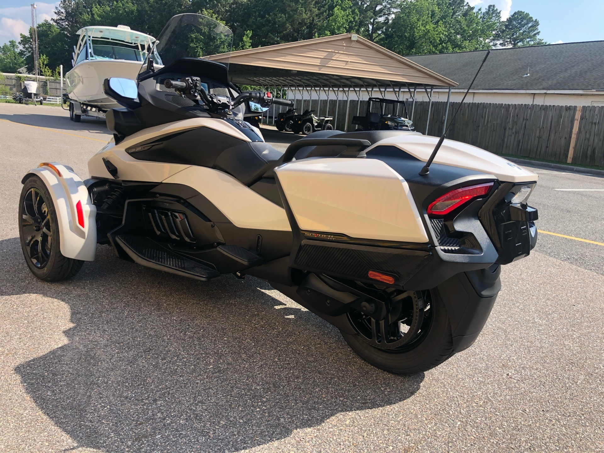 2020 Can-Am Spyder RT in Chesapeake, Virginia - Photo 7