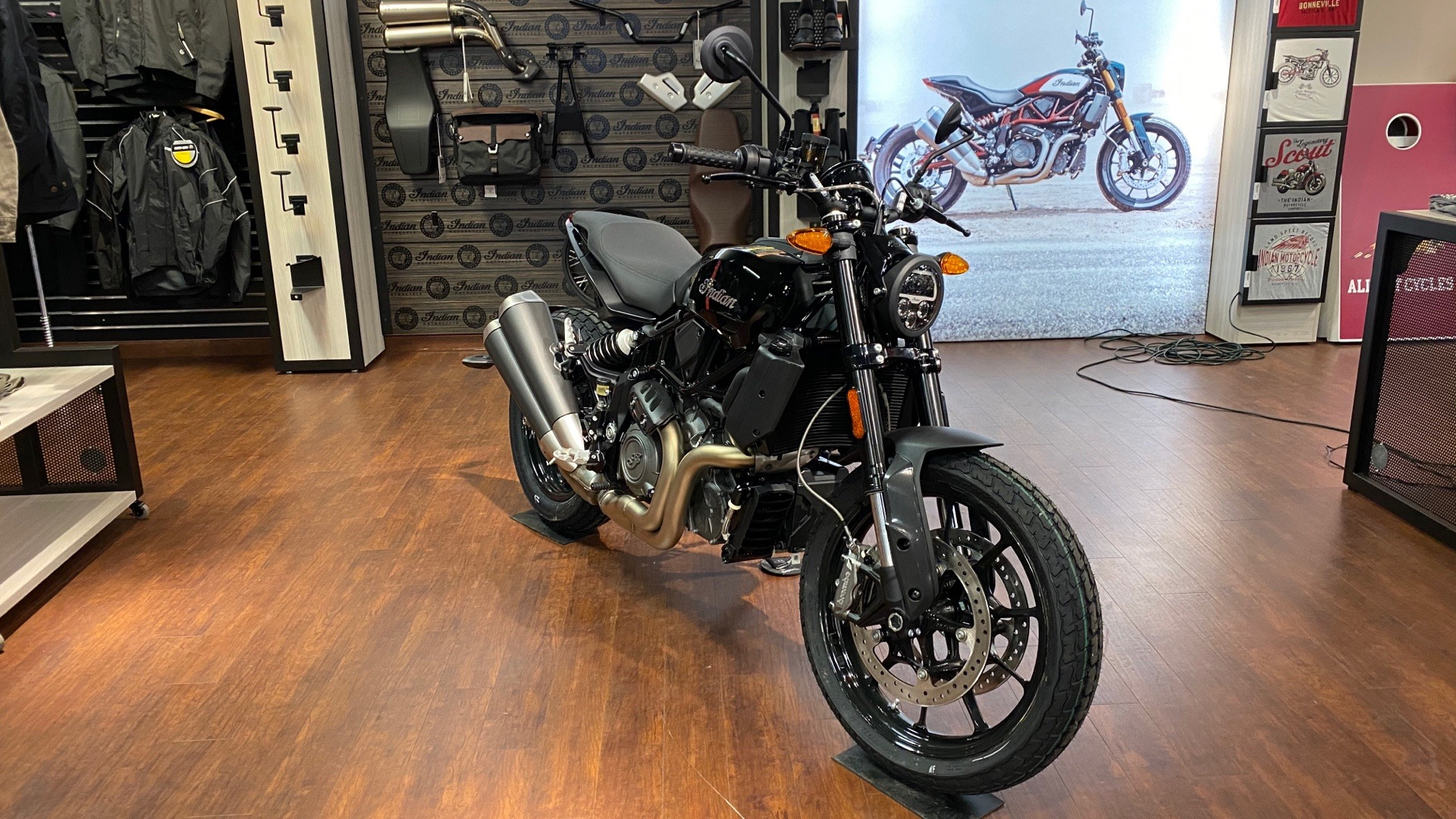 2019 Indian FTR™ 1200 in Chesapeake, Virginia - Photo 2