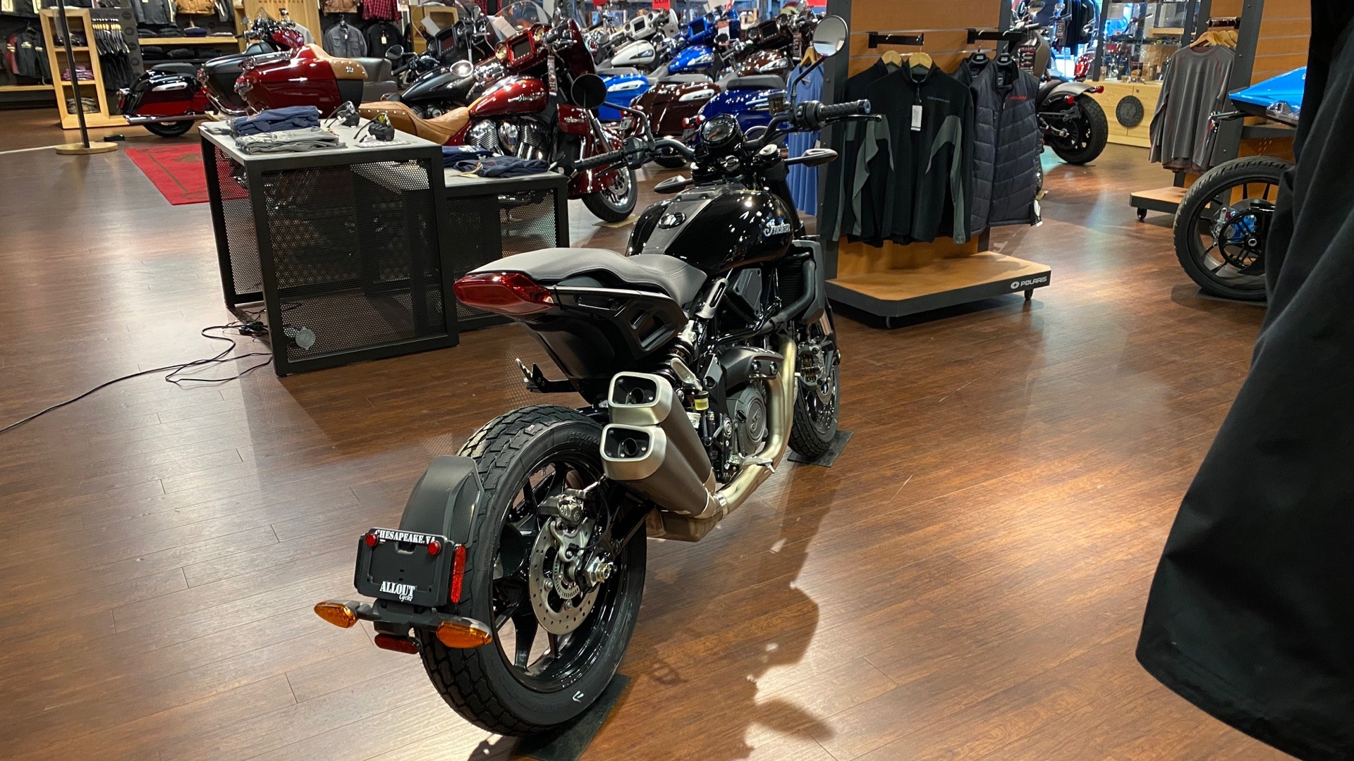 2019 Indian FTR™ 1200 in Chesapeake, Virginia - Photo 3