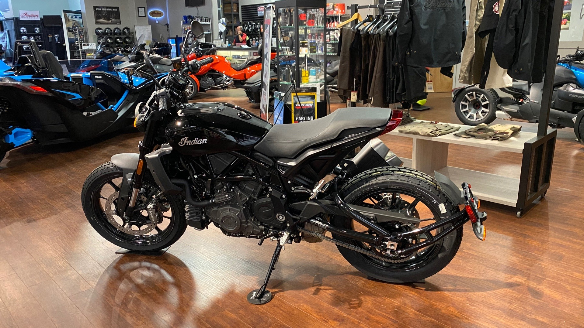 2019 Indian FTR™ 1200 in Chesapeake, Virginia - Photo 4