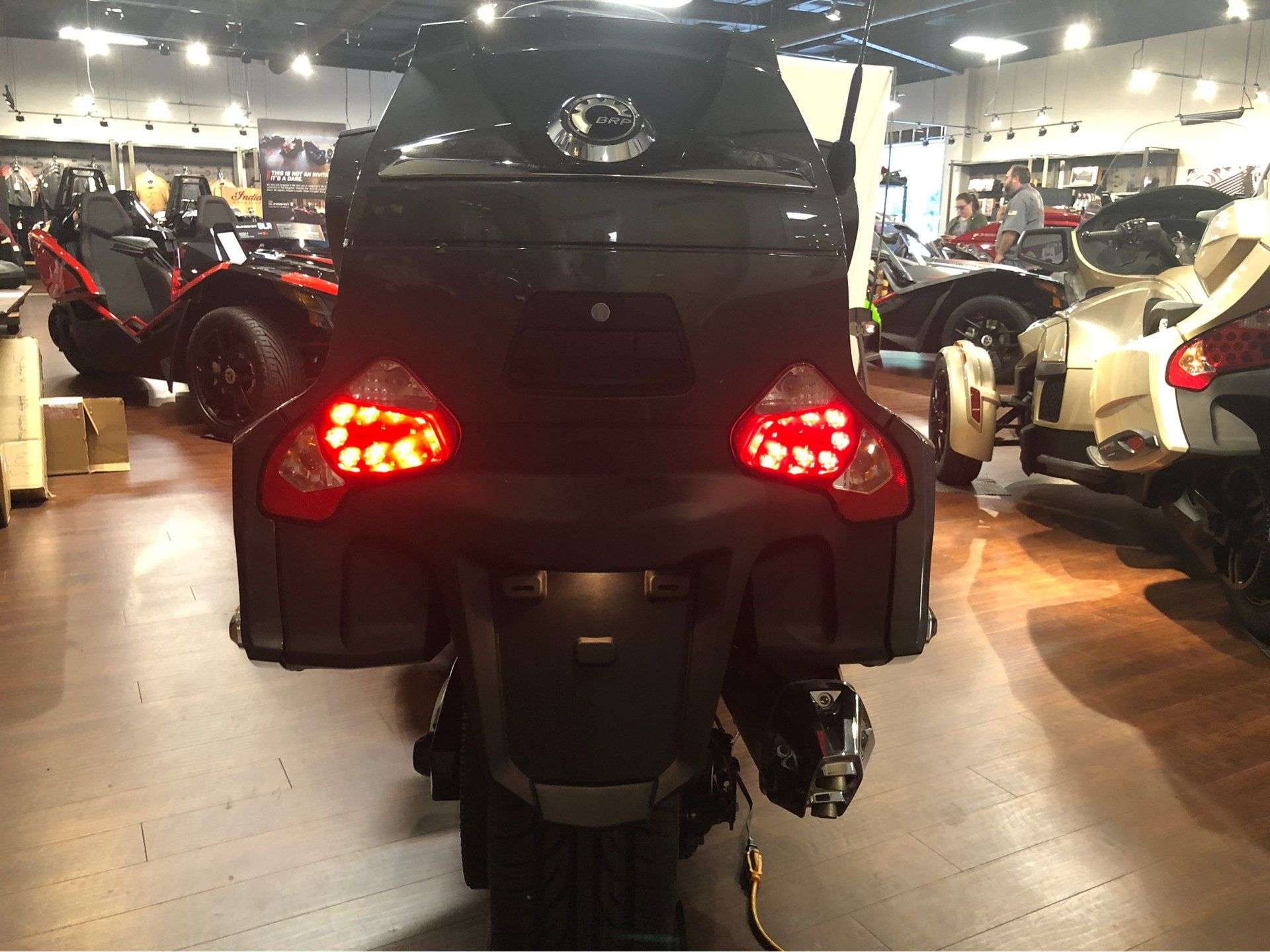 2018 Can-Am Spyder RT Limited in Chesapeake, Virginia - Photo 6