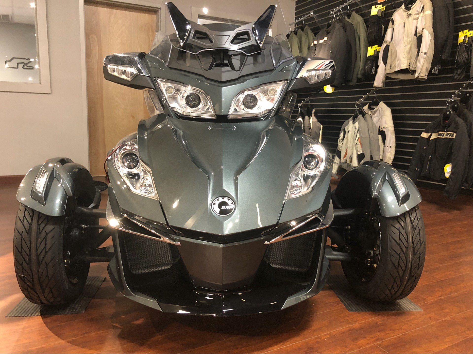 2018 Can-Am Spyder RT Limited in Chesapeake, Virginia - Photo 9