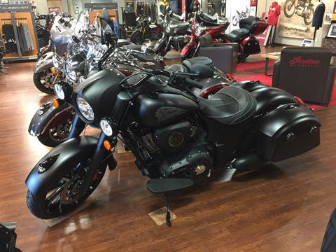 2019 Indian Springfield® Dark Horse® ABS in Chesapeake, Virginia - Photo 3