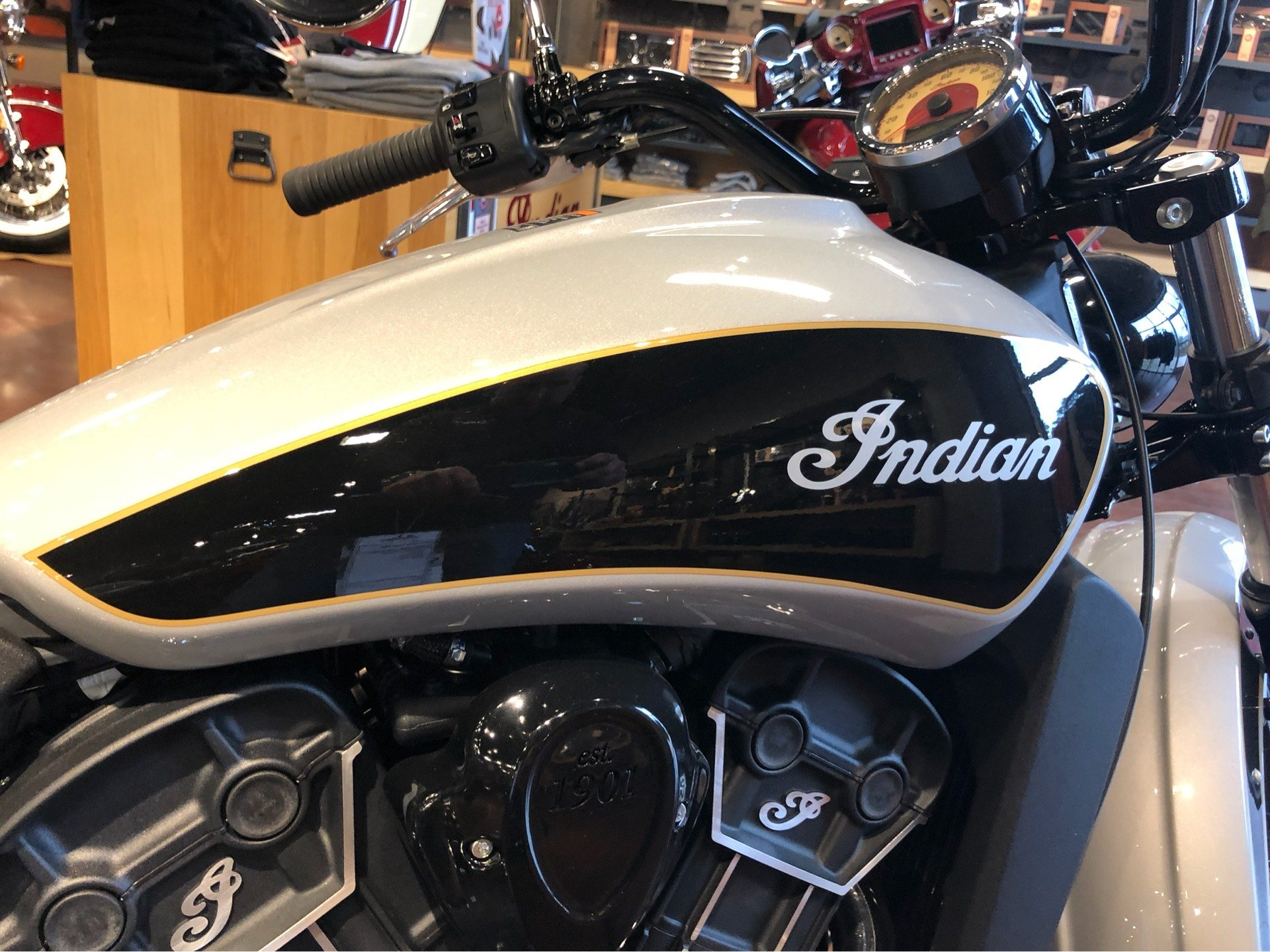 2019 Indian Scout® Sixty ABS in Chesapeake, Virginia - Photo 7