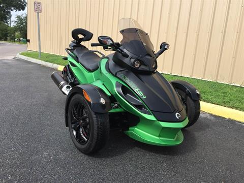 2012 Can-Am Spyder® RS-S SE5 in Chesapeake, Virginia