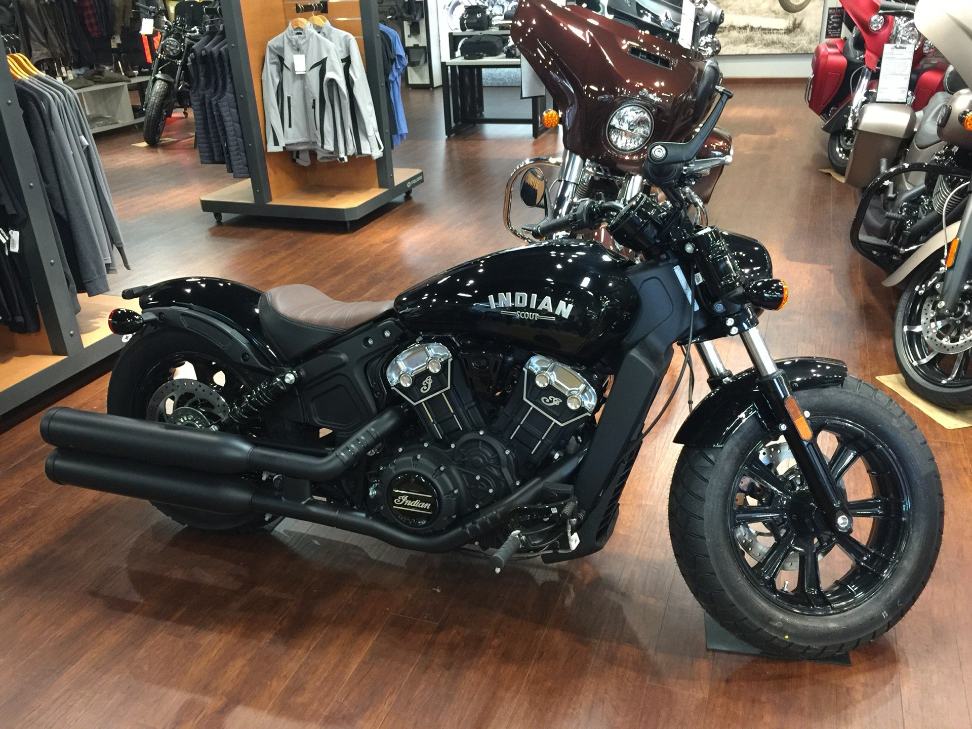 2019 Indian Scout Bobber ABS 1