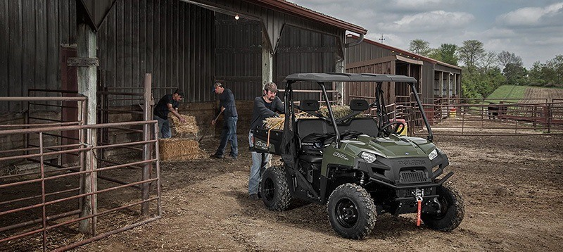 2021 Polaris Ranger 570 Full-Size in Chesapeake, Virginia - Photo 3