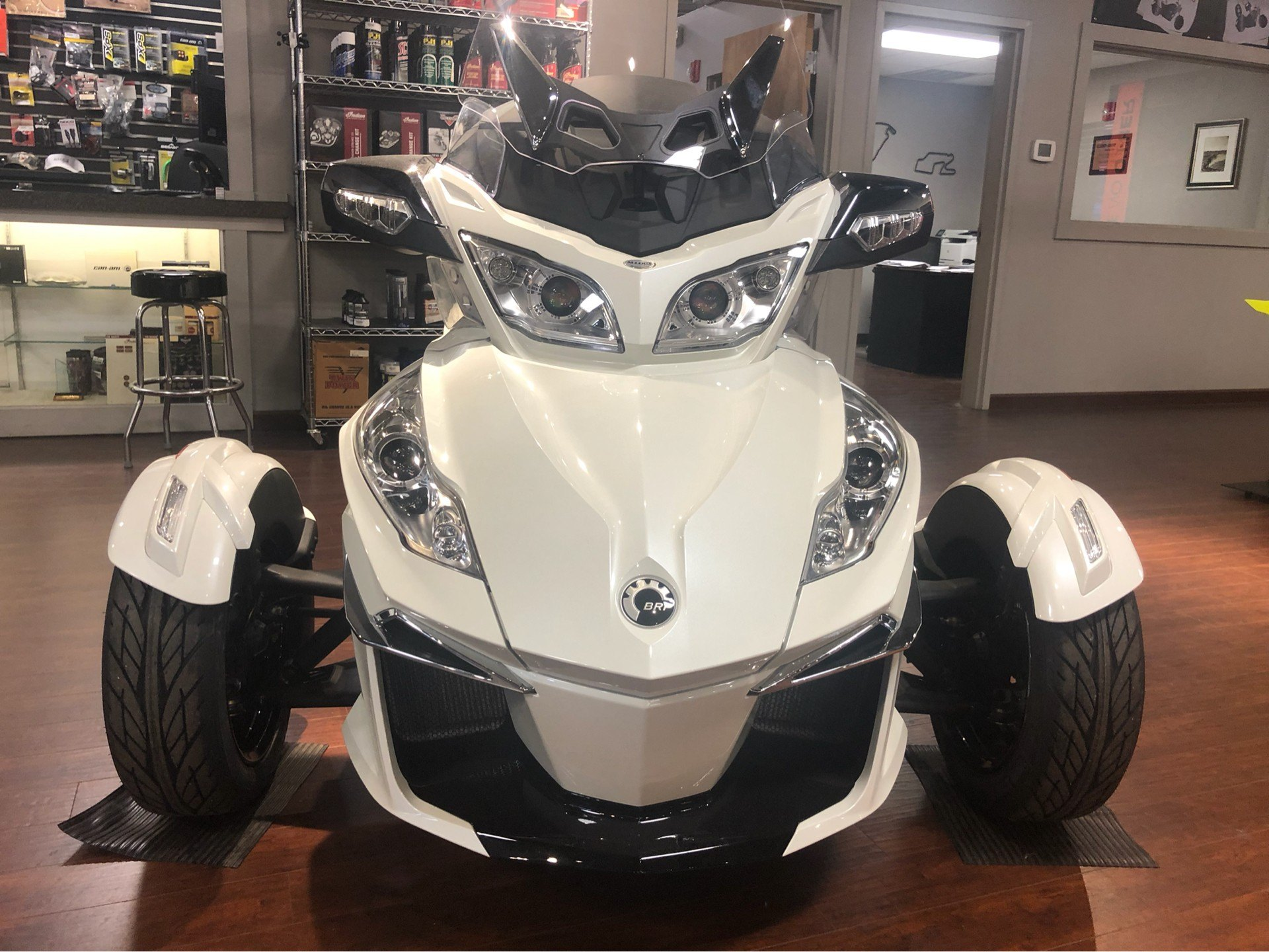 2018 Can-Am Spyder RT Limited in Chesapeake, Virginia - Photo 7