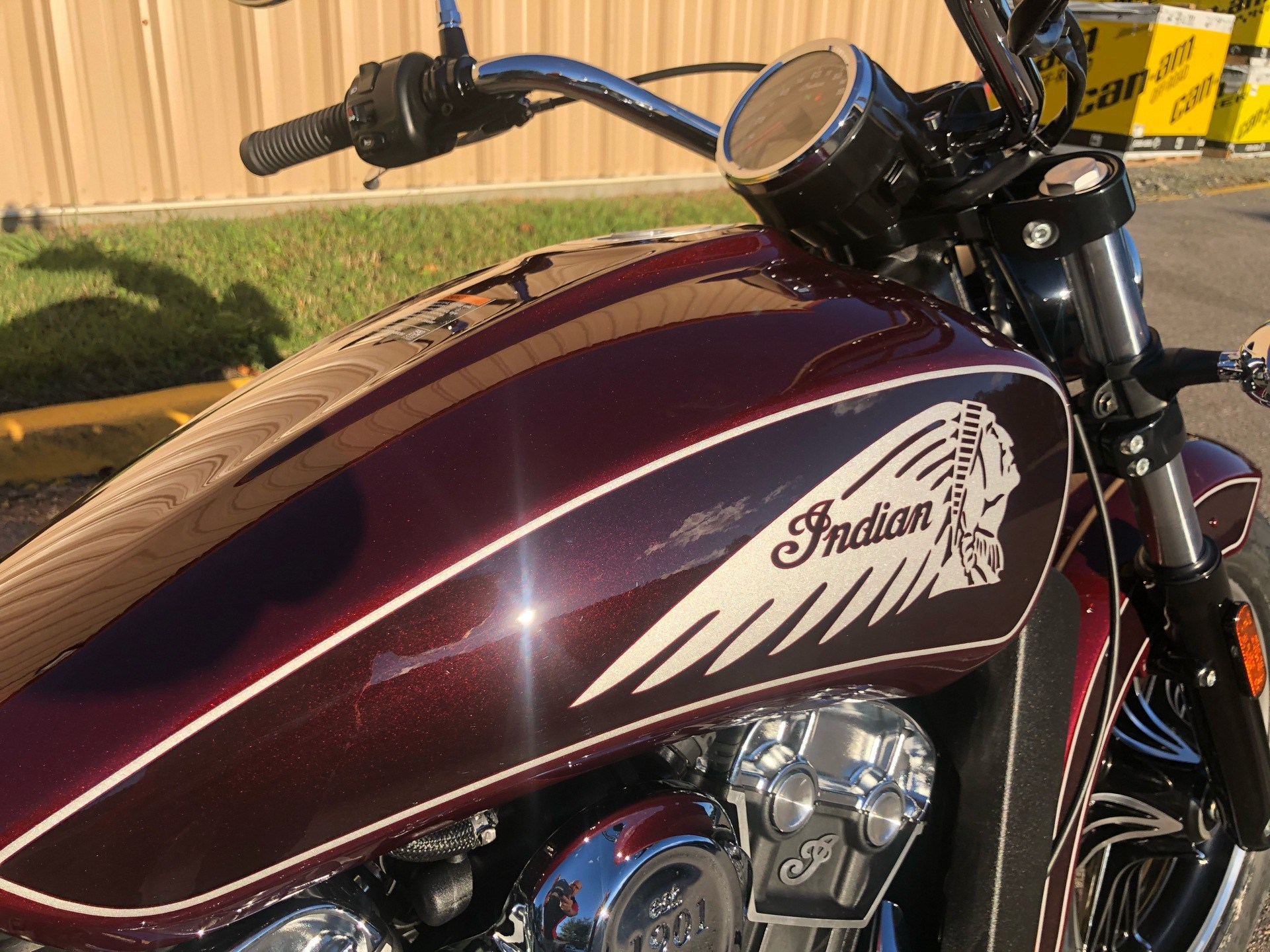 2021 Indian Scout® ABS in Chesapeake, Virginia - Photo 2