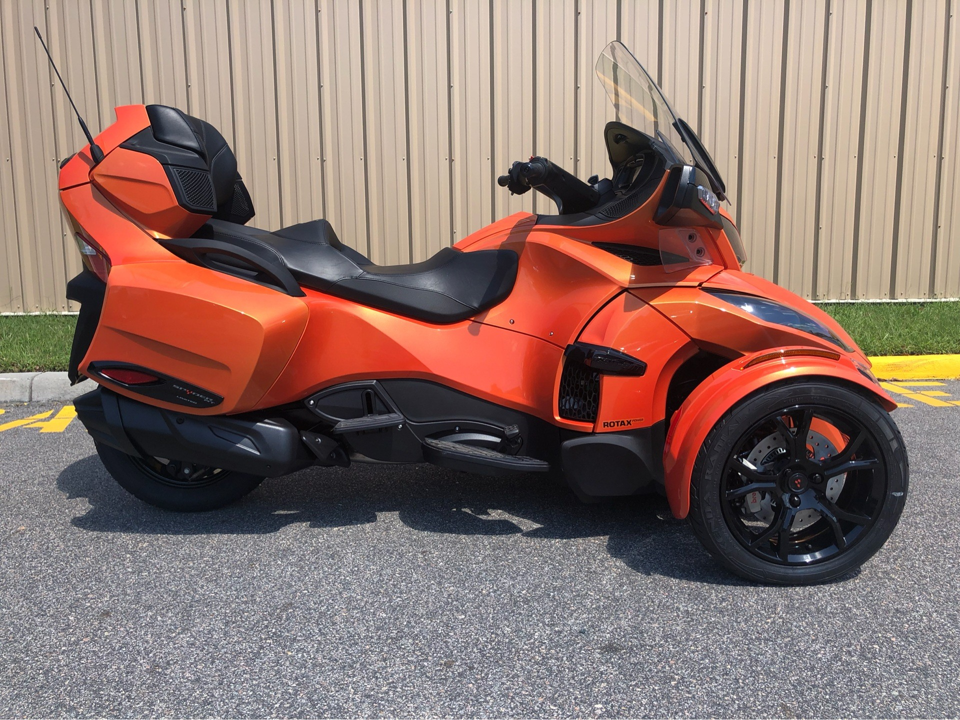 2019 Can Am Spyder Rt Limited In Chesapeake Virginia