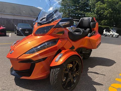 2019 Can-Am Spyder RT Limited in Chesapeake, Virginia - Photo 4