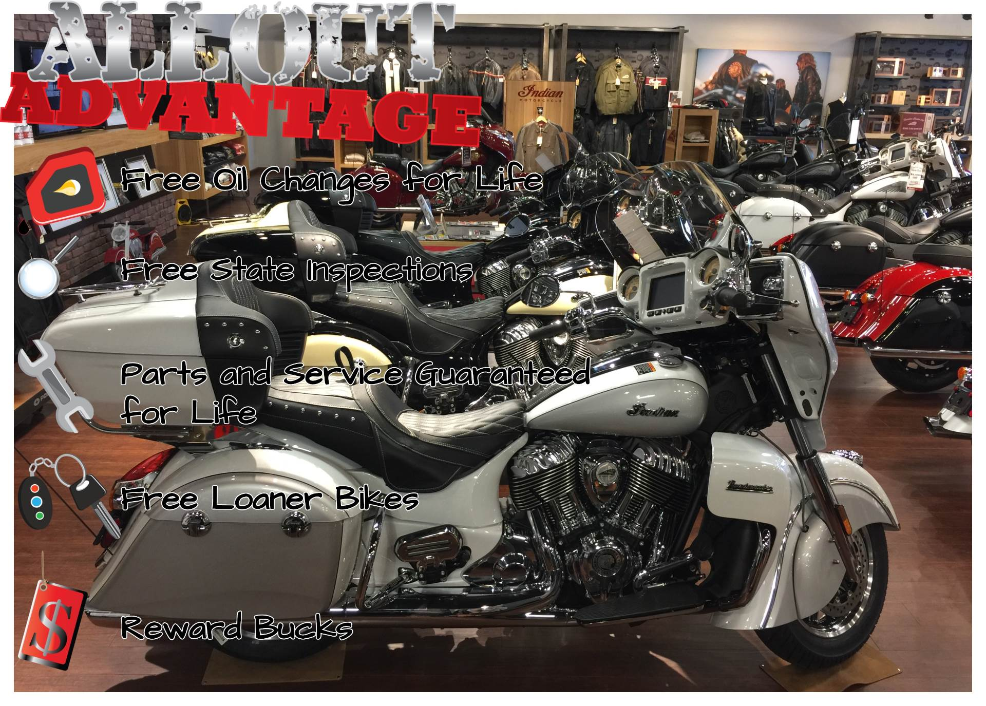 2018 Indian Roadmaster® ABS in Chesapeake, Virginia - Photo 1