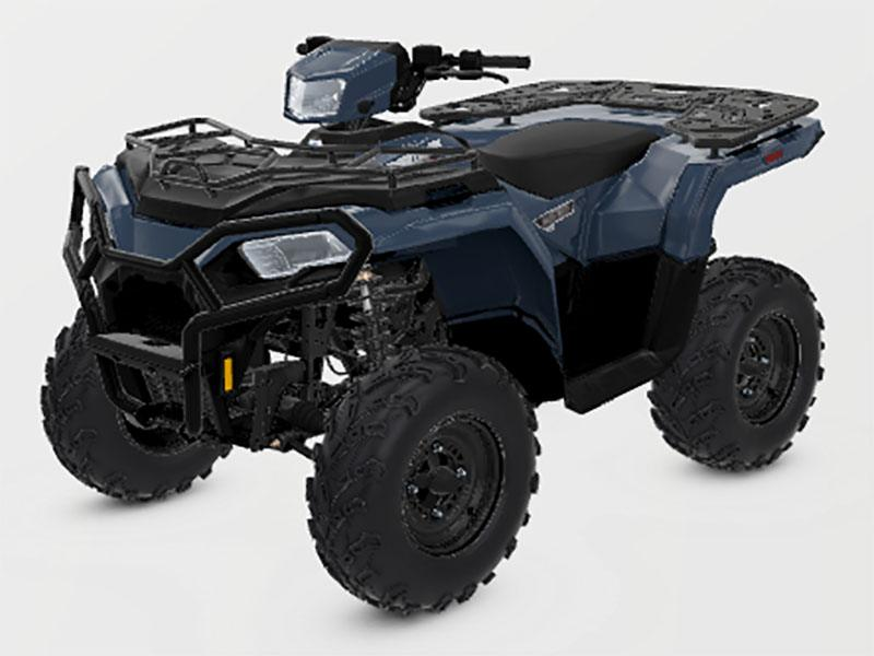 2021 Polaris Sportsman 450 H.O. Utility Package in Chesapeake, Virginia - Photo 1