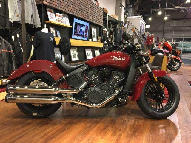 2017 Indian Scout Sixty ABS 1