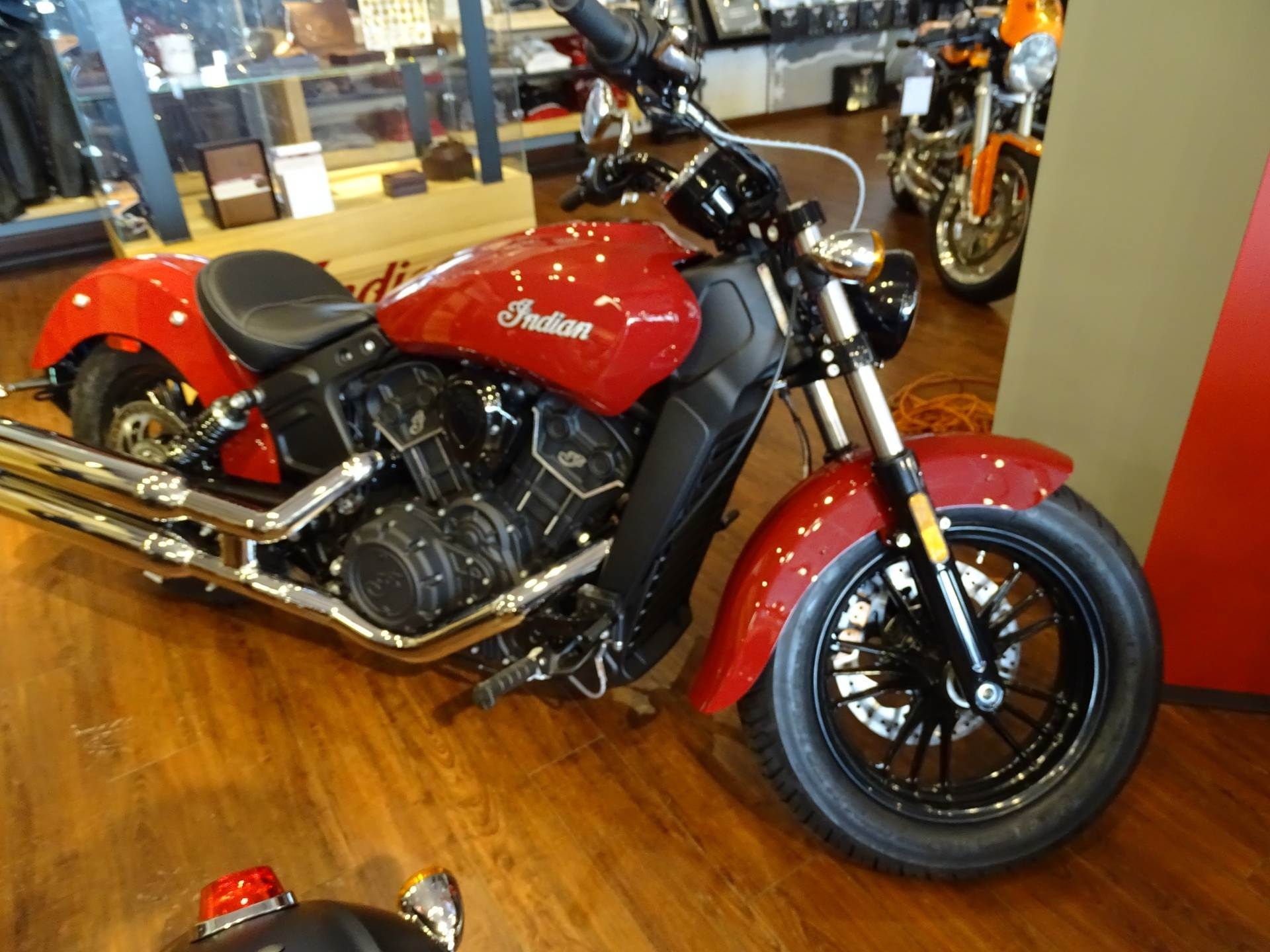 2017 Indian Scout Sixty ABS 2