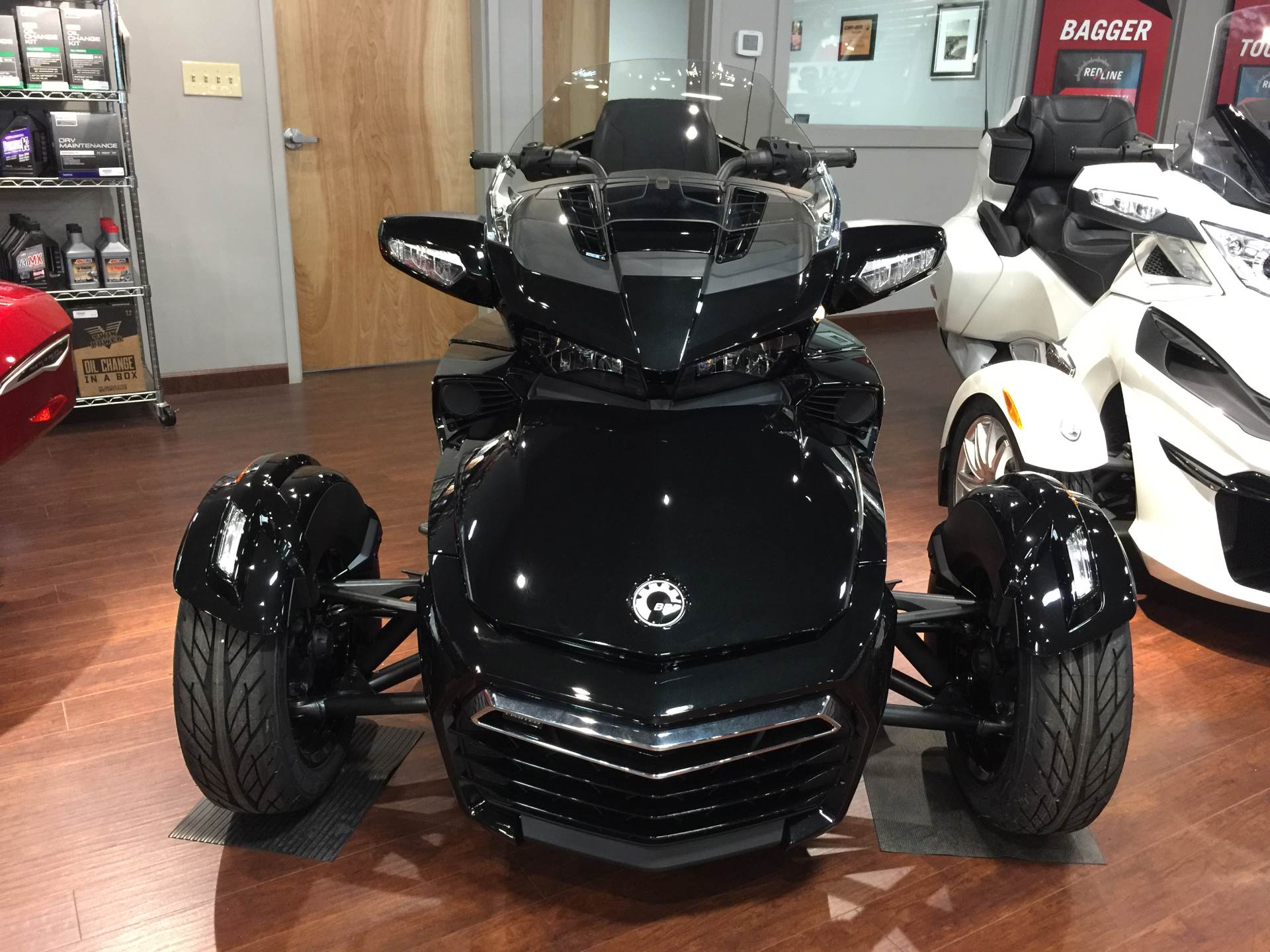 2017 Can-Am Spyder F3 Limited in Chesapeake, Virginia