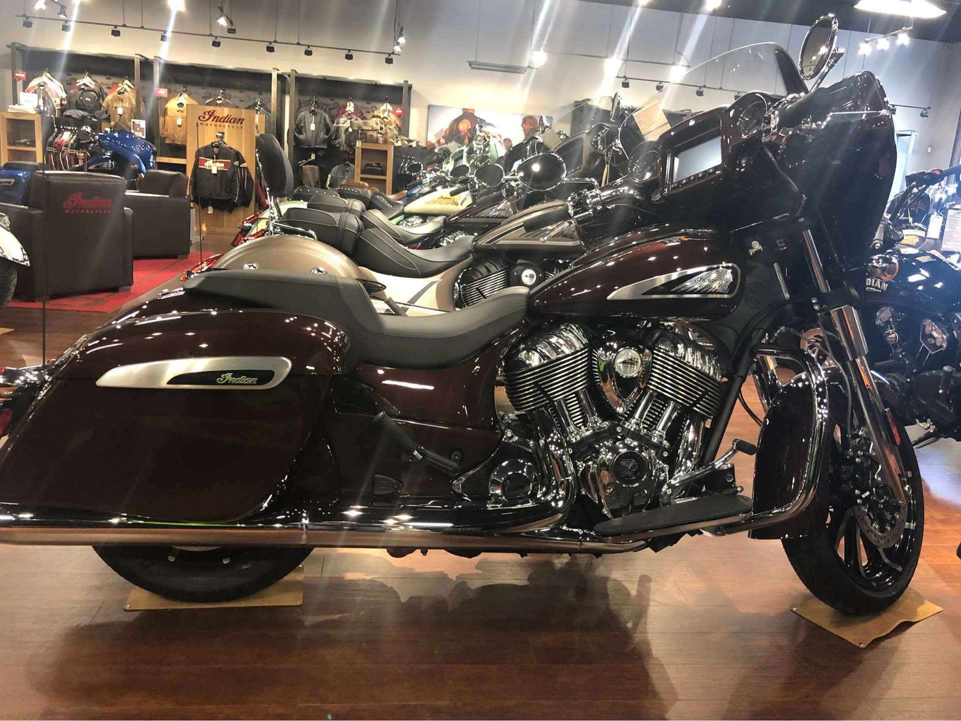 2019 Indian Chieftain® Limited ABS in Chesapeake, Virginia - Photo 1